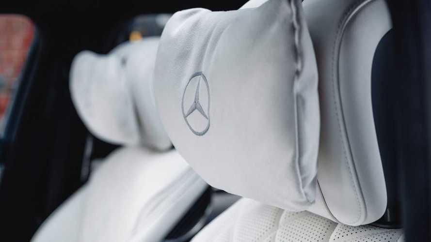 Il lusso non basta mai: nuovi optional per le ammiraglie Mercedes
