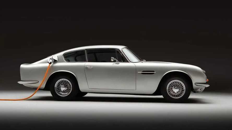Aston Martin DB6 als Elektroauto: Klassiker-Umbau von Lunaz