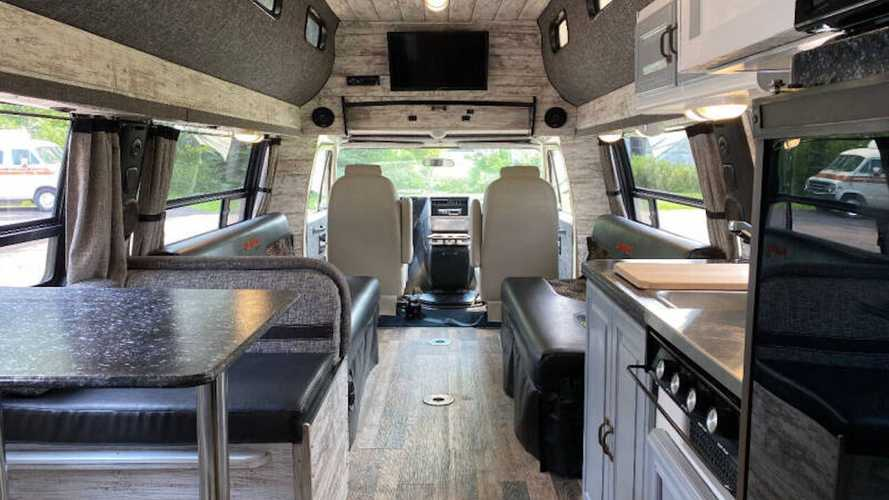 1988 Chevrolet G30 Travelcraft 240 For Sale
