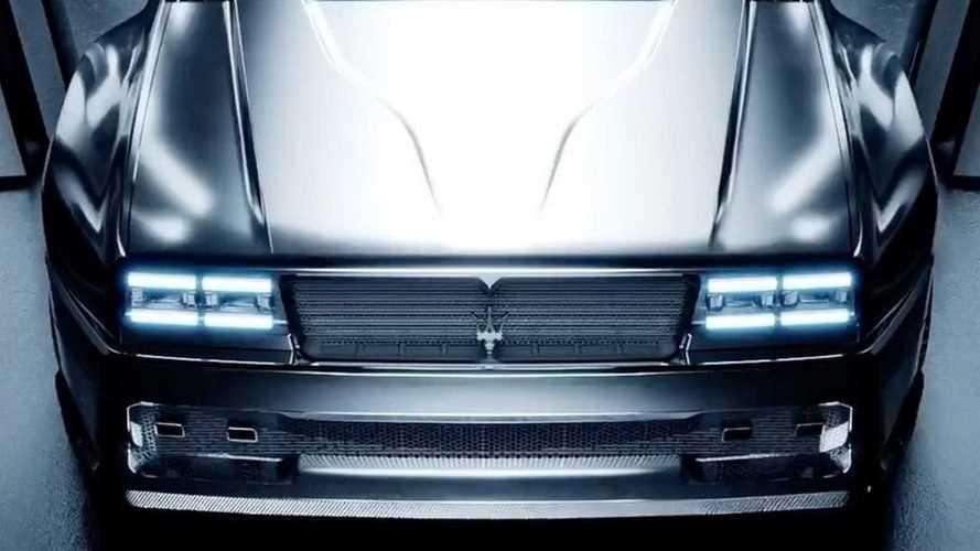 Ma quanto è bella la nuova Maserati?