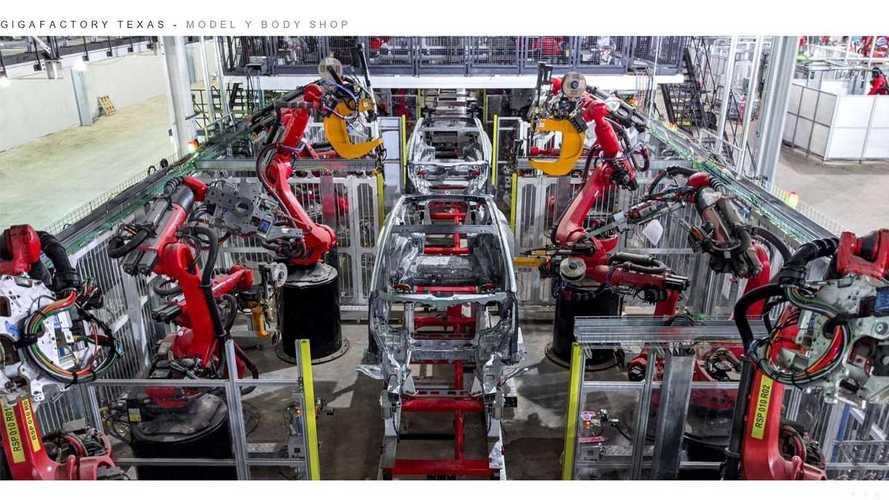 Tesla Giga Texas: Here's How Everything Is Progressing