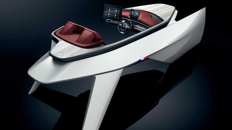 Studio Desain Stellantis Berakar dari Peugeot Design Lab