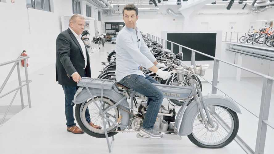 Watch BMW Take You Back To The Beginning Of Its Motorcycles