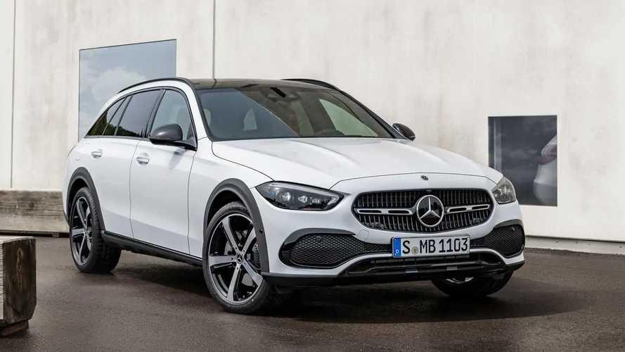 Mercedes-Benz Classe C All-Terrain (2021)