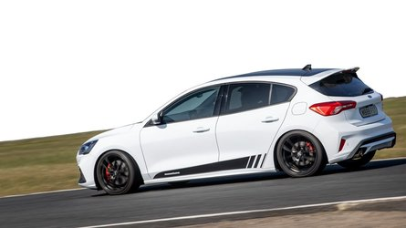 Ford Focus ST by Mountune has more power than the old Focus RS