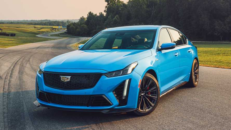 2022 Cadillac CT5-V Blackwing: First Drive