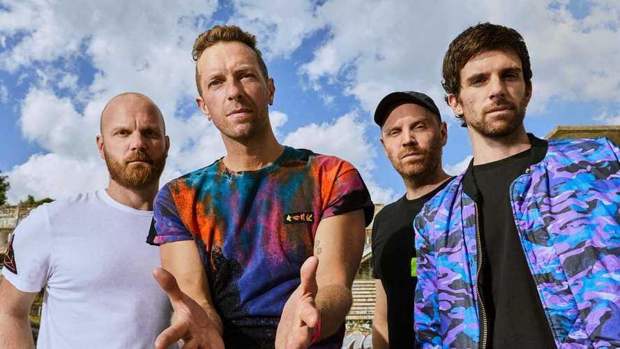 I Coldplay alimenteranno i concerti con le batterie della BMW i3