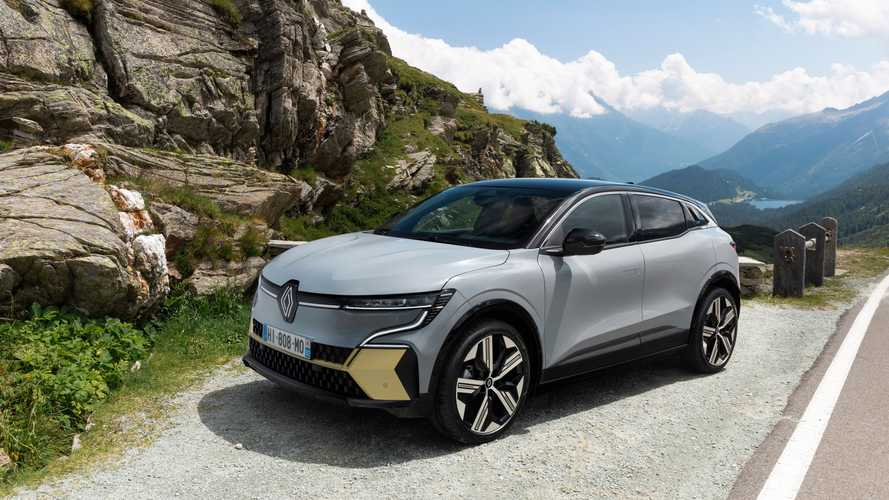 Renault Megane E-Tech Electric Debuts New Page In Company History