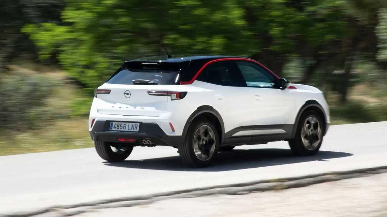 Prueba Opel Mokka GS Line + 1.2 130 CV Automático