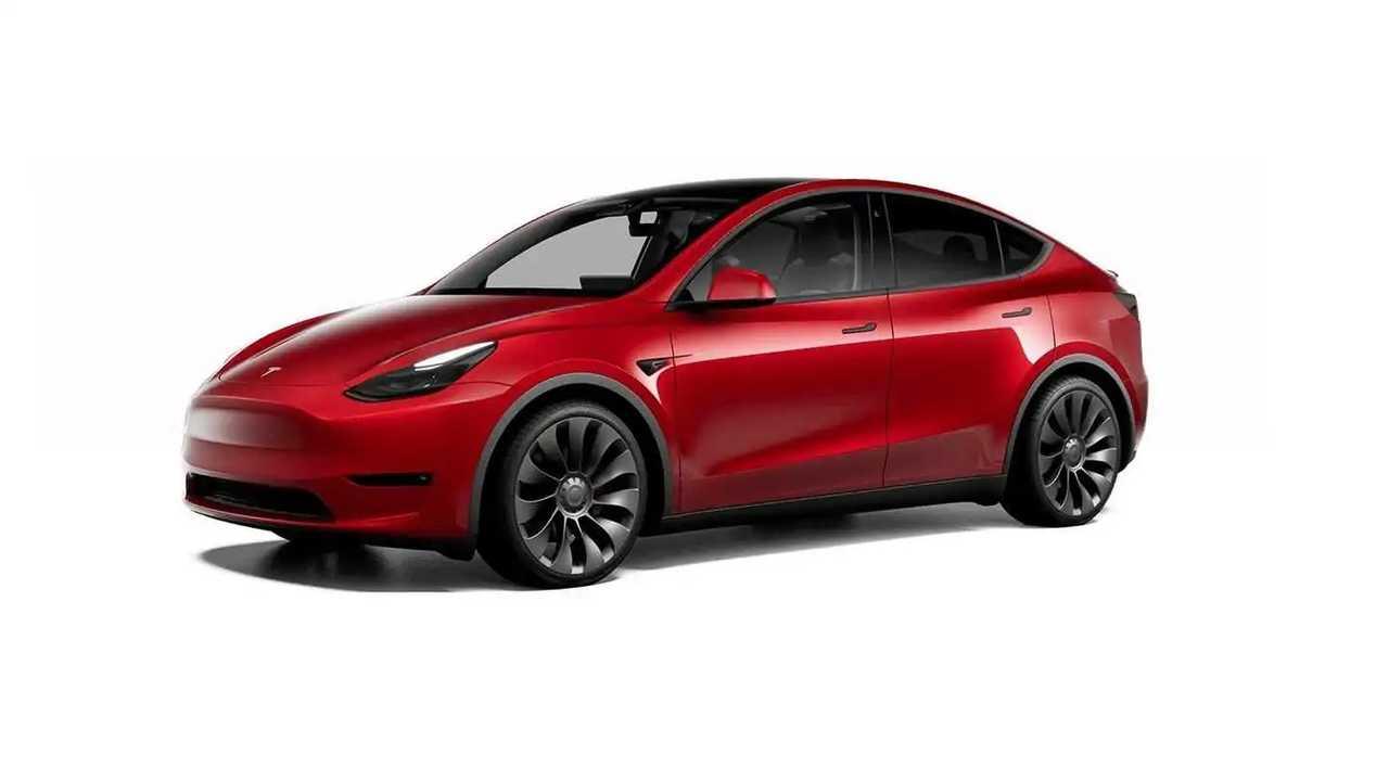 Tesla Model Y (MIC)