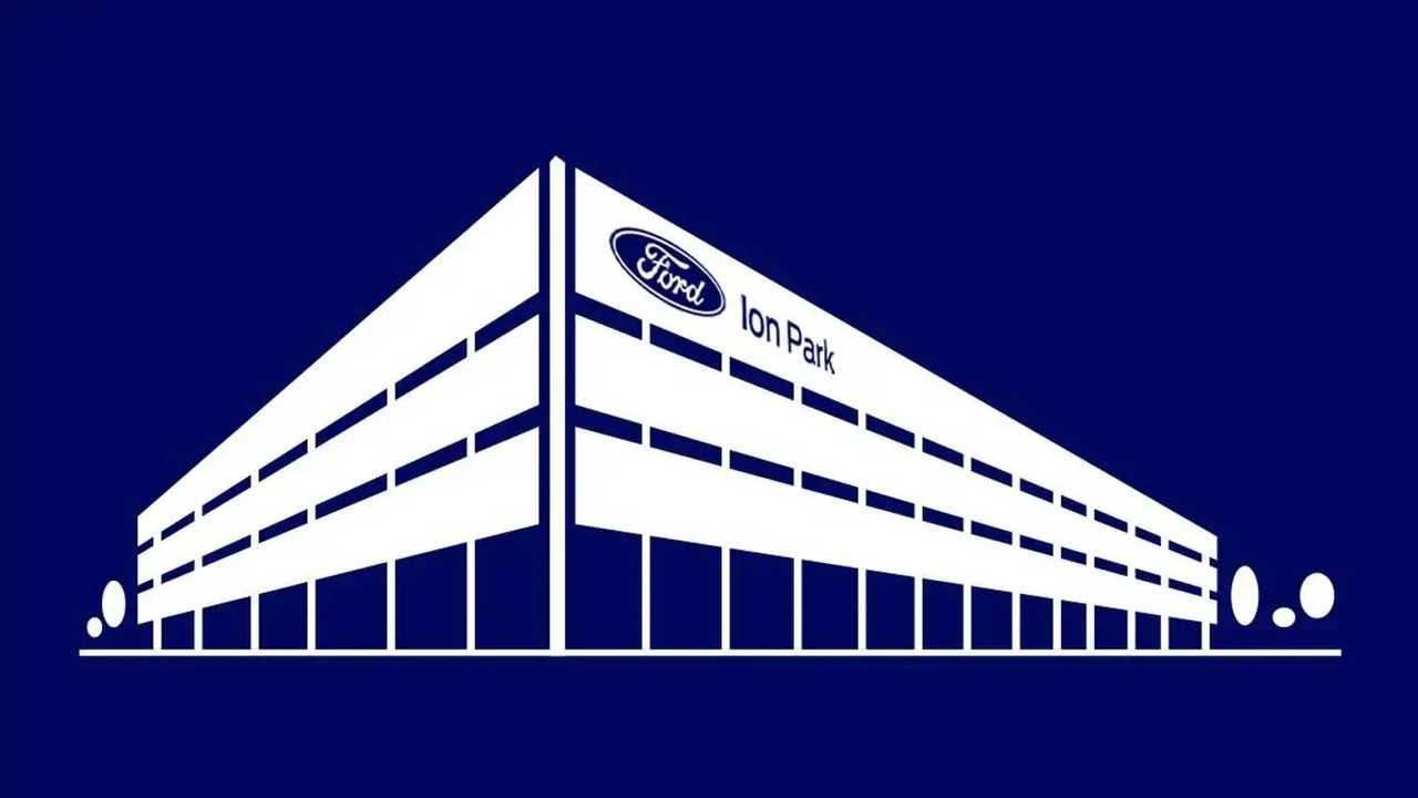 Ford Ion Park Logo