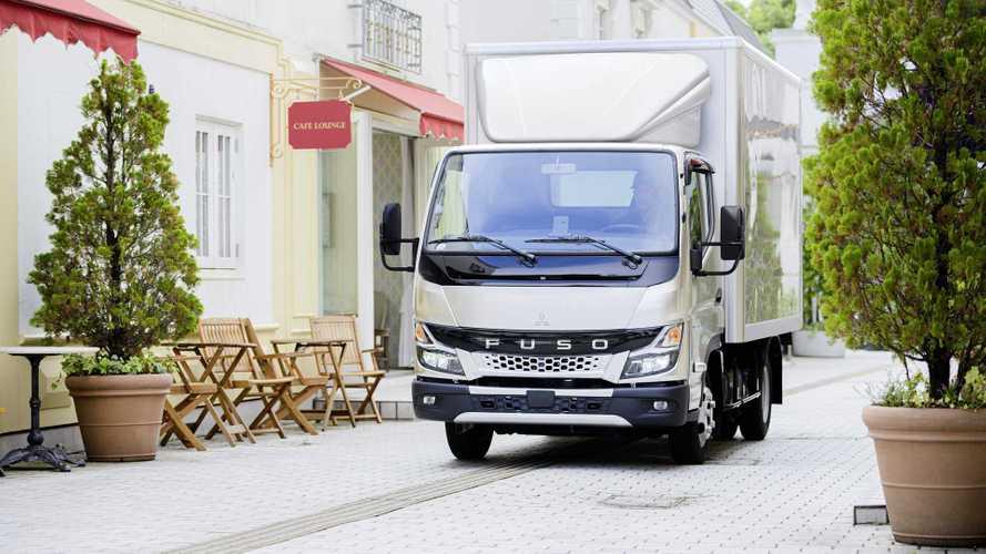 Fuso Trucks, al via le vendite in Europa del nuovo Canter