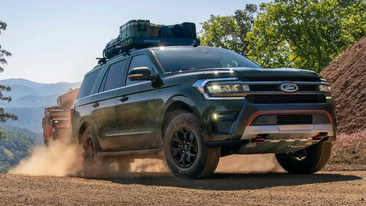 Обновленный Ford Expedition