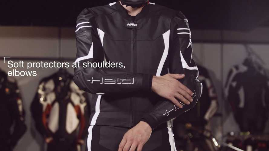 The Two-Piece Held Street-Rocket Suit Goes Pro