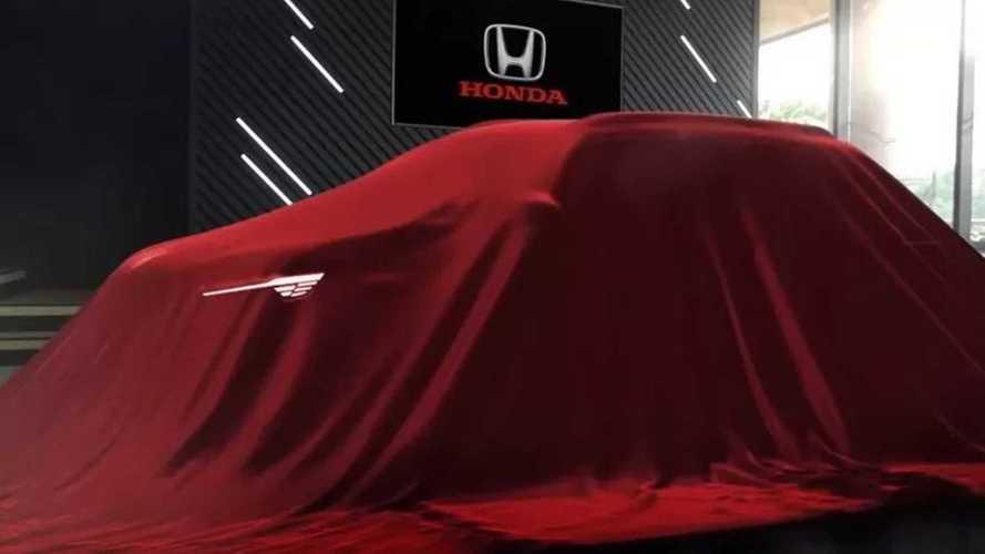 Honda divulga teaser de novo SUV e sugere sucessor do WR-V