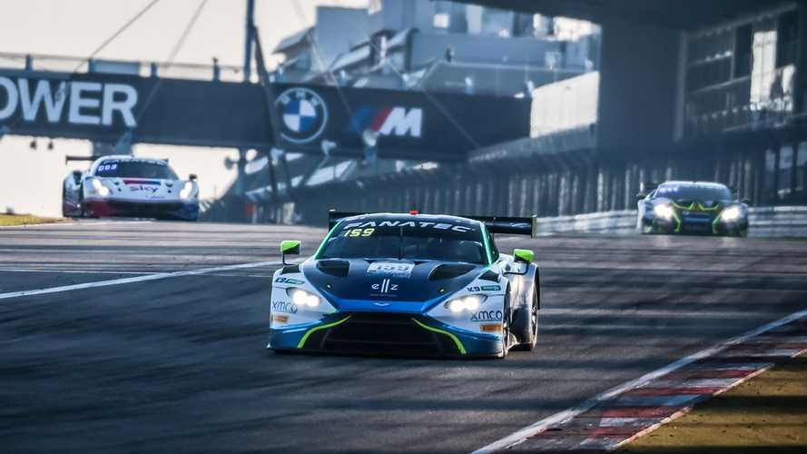 Aston Martin to make full-factory GT3 entry in NLS