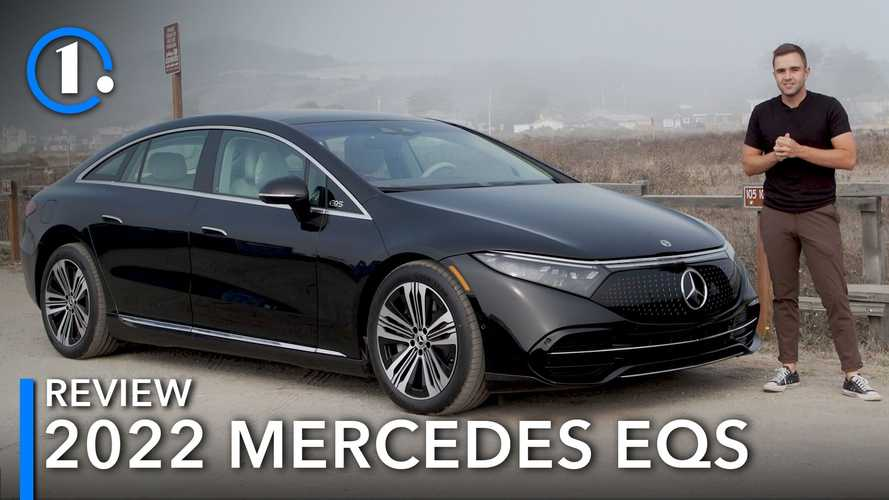 2022 Mercedes EQS Video Review: The New Flagship In Town