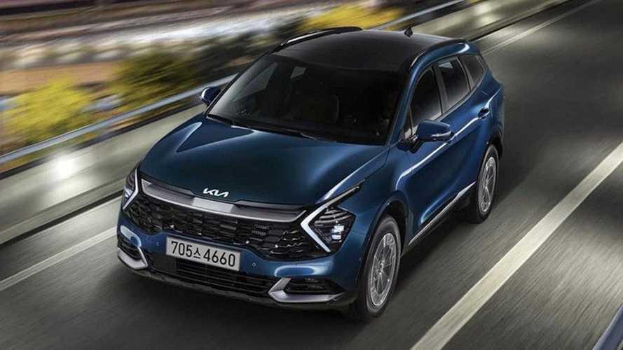 В Корее дебютировал гибридный Kia Sportage