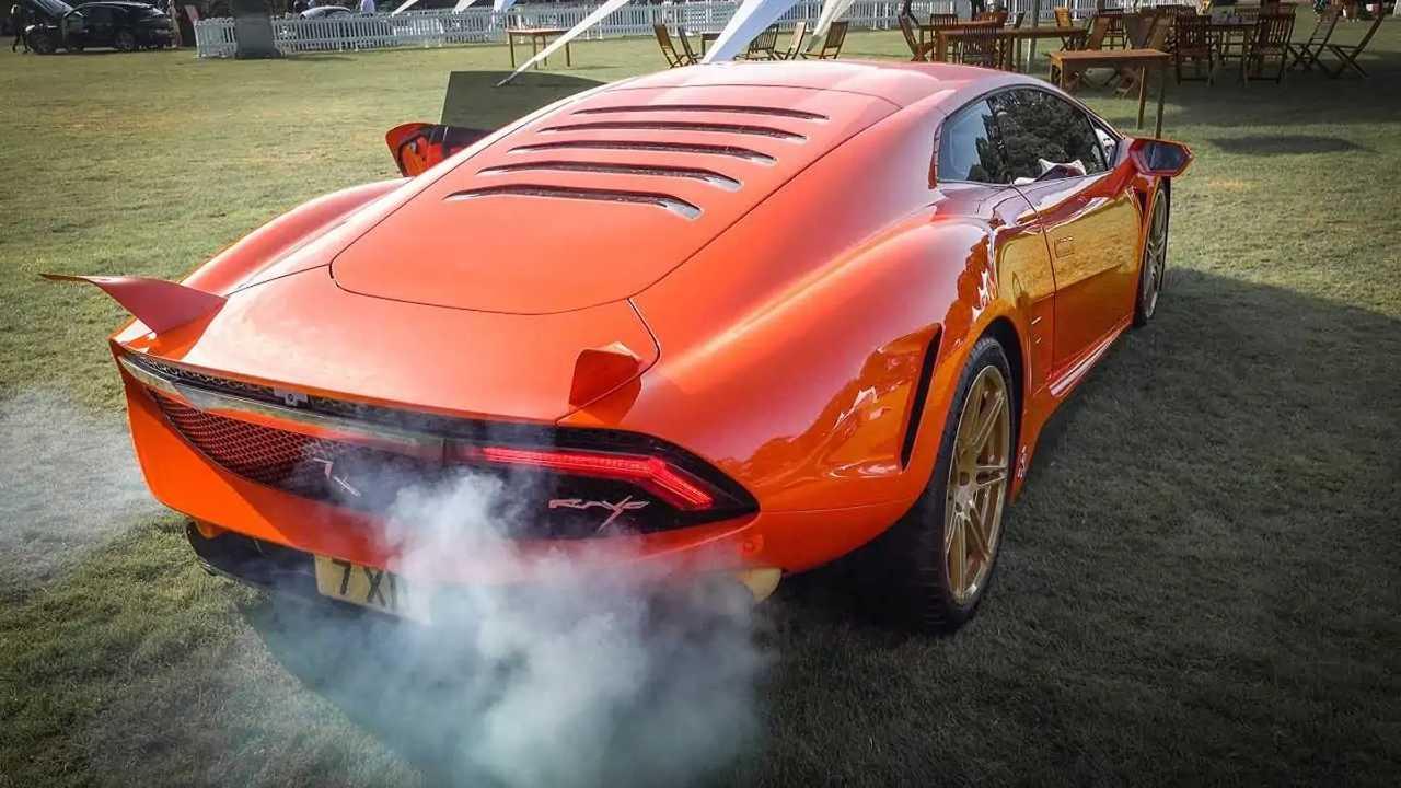 Lamborghini Huracan 7X Design Rayo
