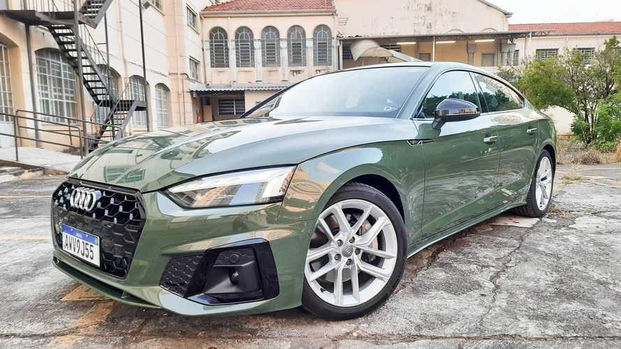 Teste Audi A5 Sportback 2021: Beleza acima de tudo