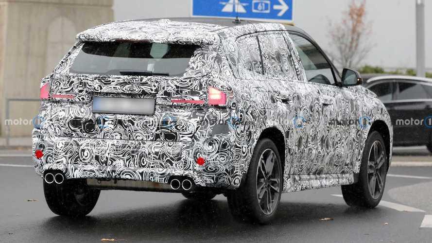 Le futur BMW X1 aura le droit à sa version sportive