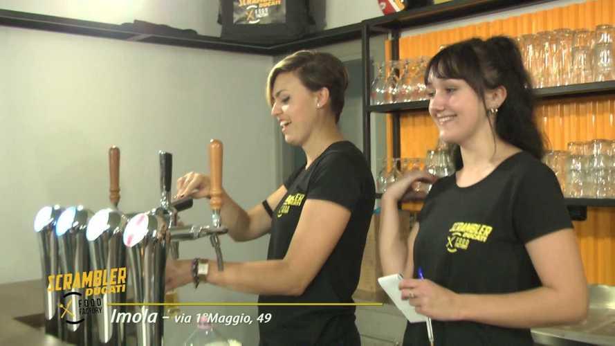 Scrambler Ducati Food Factory Welcomes Imola Location To Land Of Joy