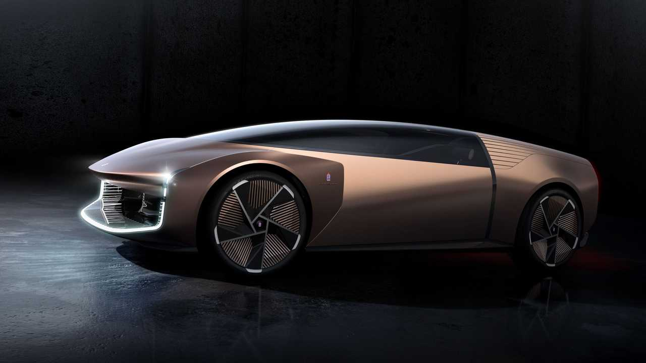 Pininfarina Teorema, la concept car virtuale