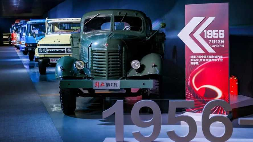 FAW Jiefang будет создавать тяжёлые грузовики вместе с Huawei