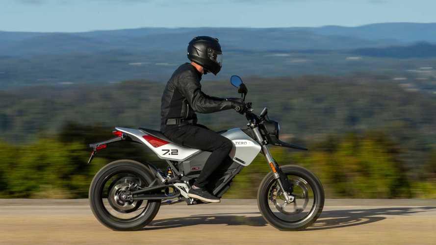Zero FXE: We Ride The Future Electric Commuter