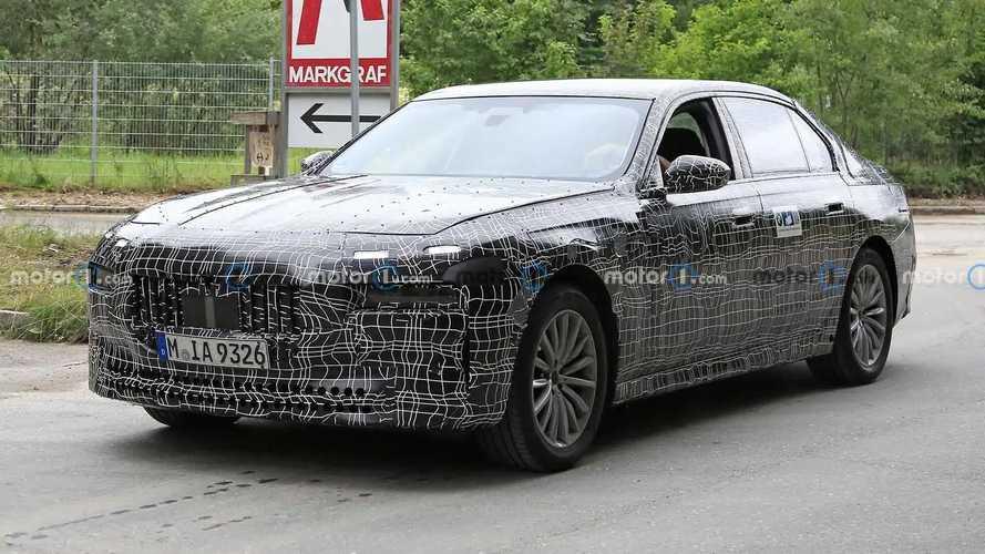 Nächster BMW 7er soll optimierte und ganz neue Benziner kriegen