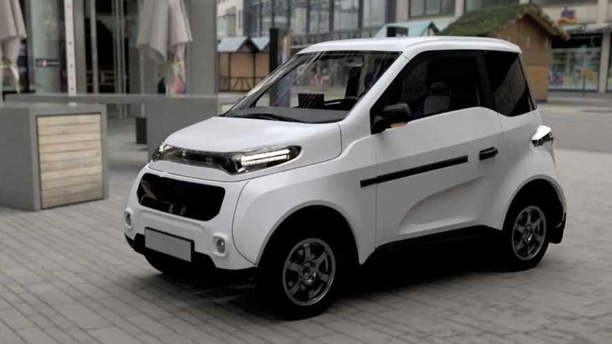Russisches Elektroauto Zetta City Module 1 soll noch 2021 starten
