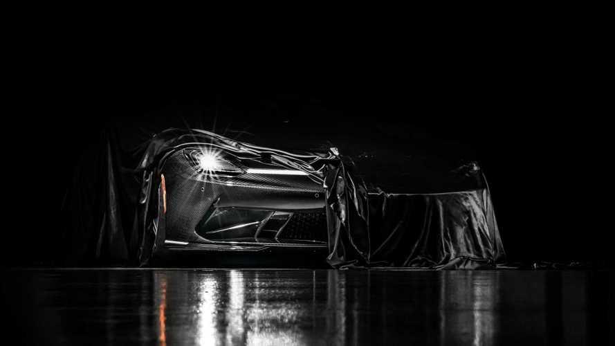 La Pininfarina Battista di serie debutterà a Monterey