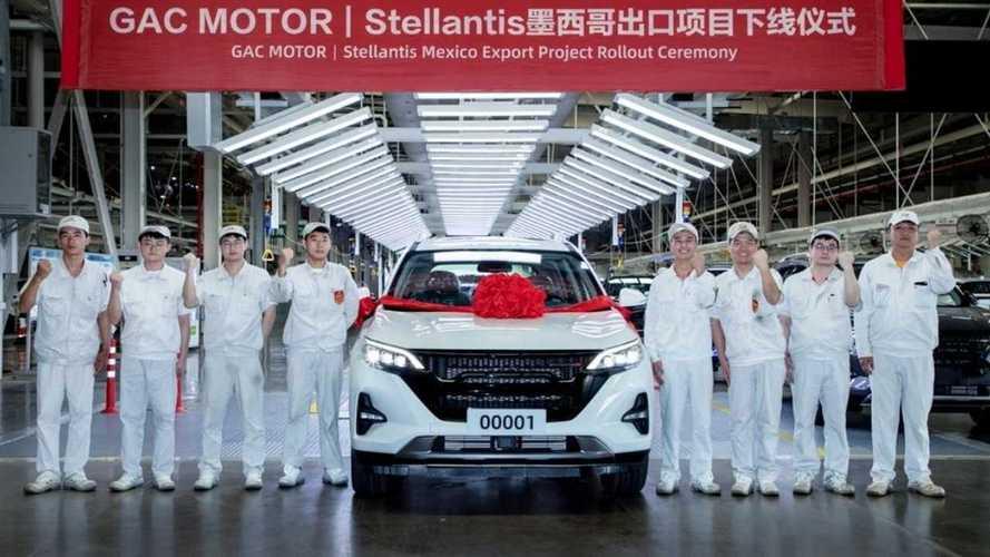 Novo Dodge Journey 2022 - China