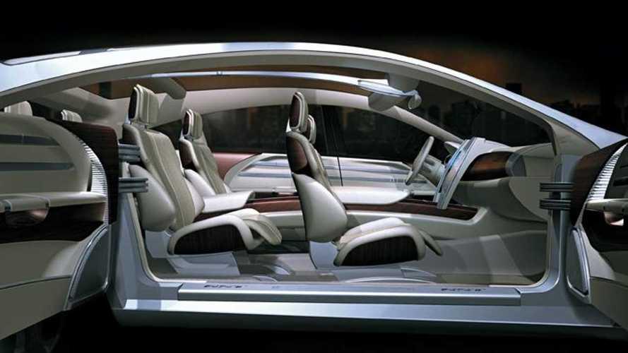Mercedes-Benz Vision GST (2002)