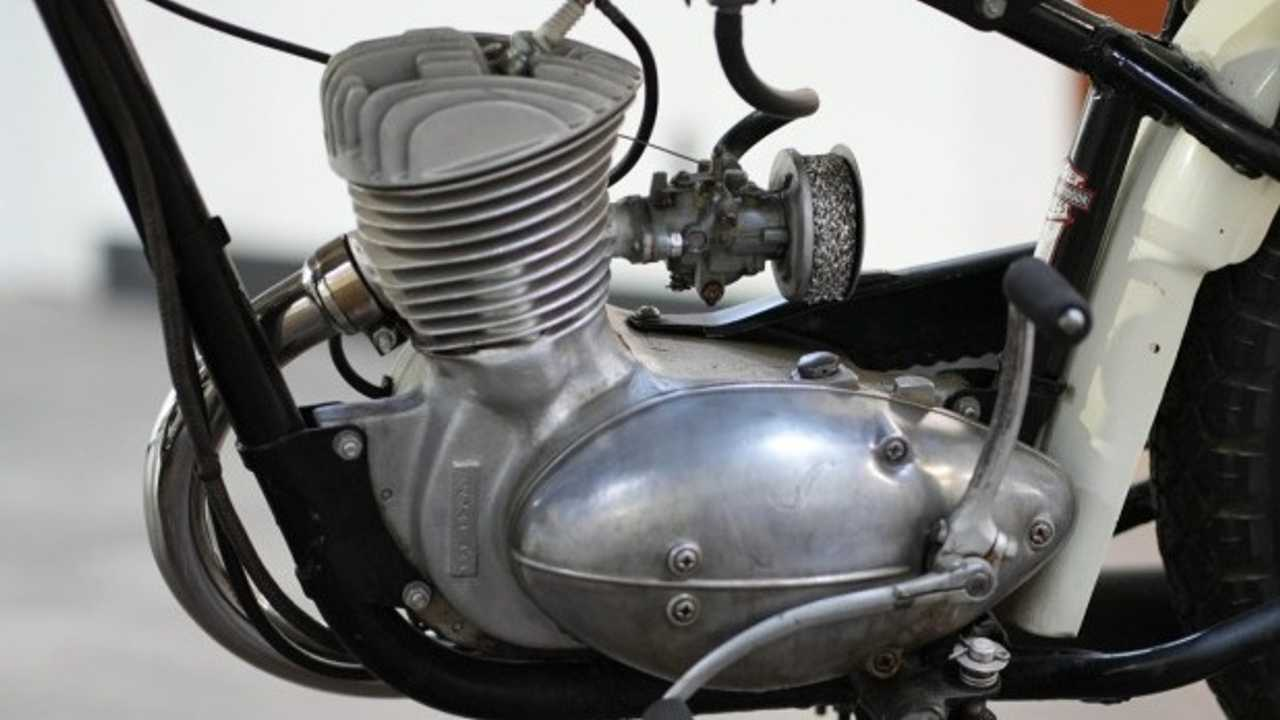 1955 Harley-Davidson Hummer For Sale