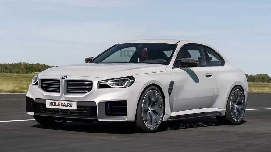 New BMW M2 rendering previews an aggressive sports coupe