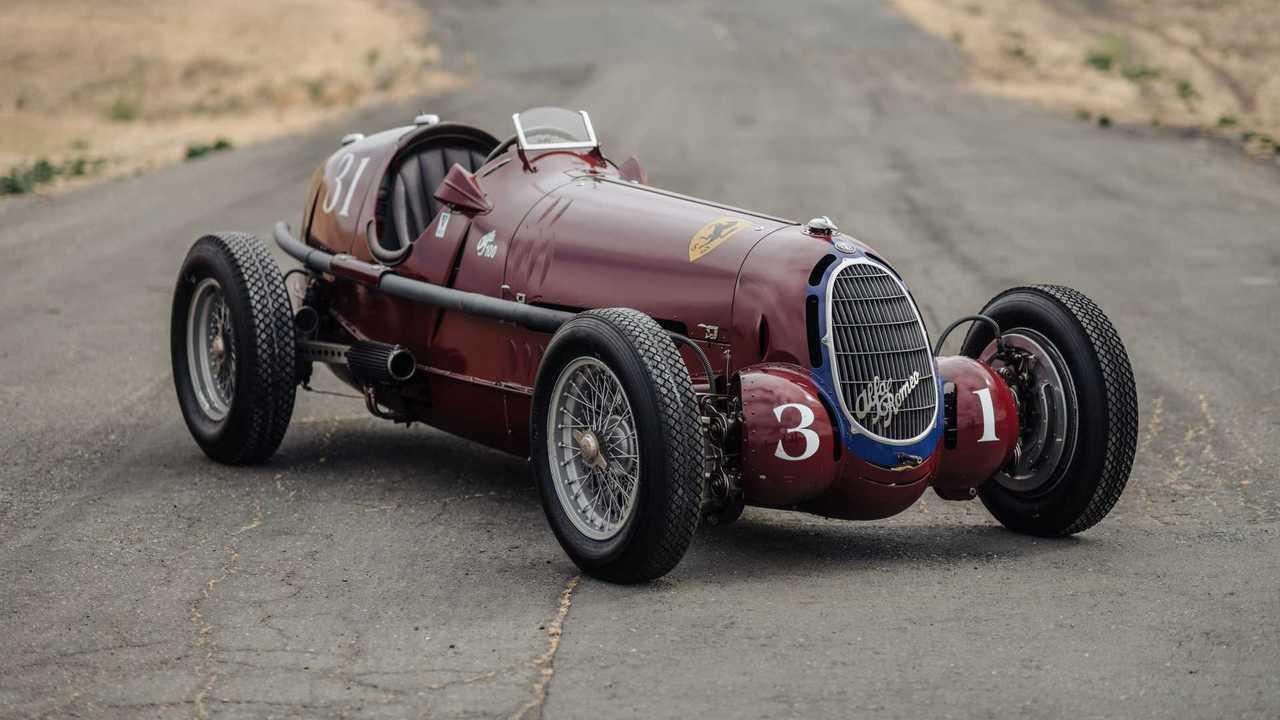 1935 Alfa Romeo Tipo C 8C