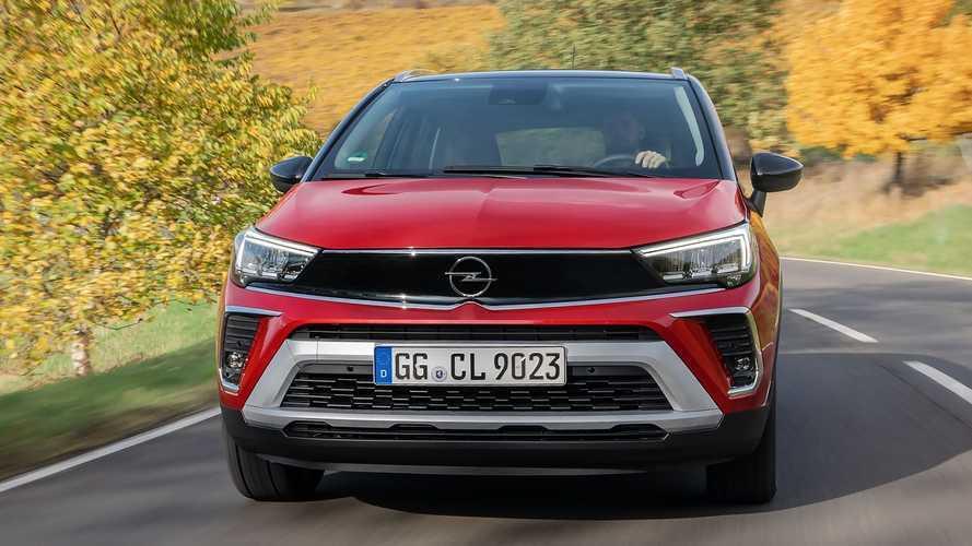 Opel Crossland 1.2 DI Turbo (2021) im Dauertest, Teil 2