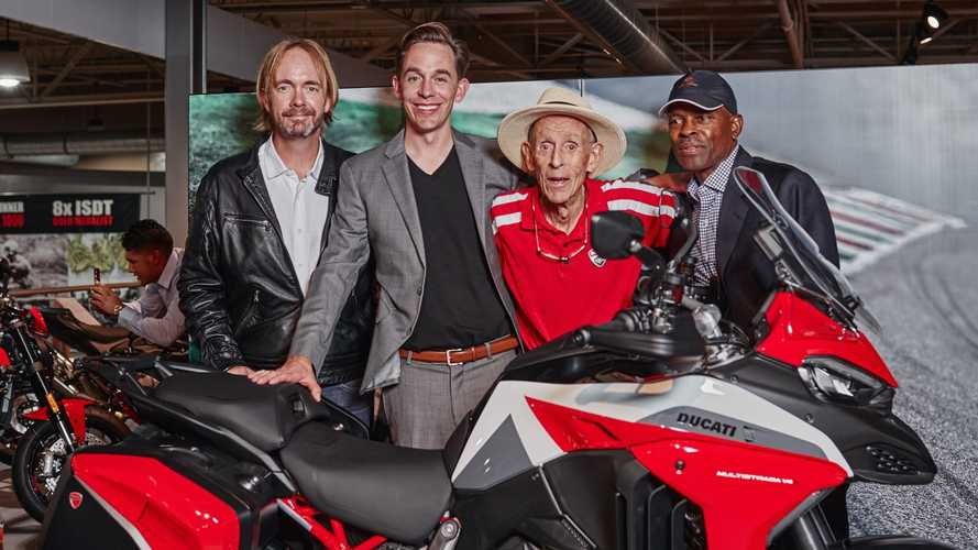 Ducati Launches Latest Dealership With Malcolm Smith Motorsports