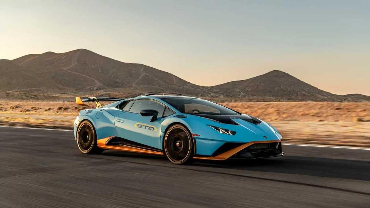 Lamborghini Huracán STO 2021, a prueba