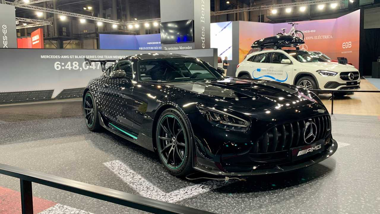 Mercedes-AMG GT Black Series One Team Member Edition