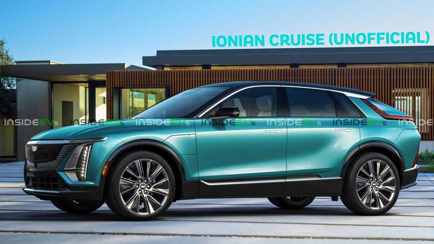 Here's What Cadillac Lyriq Looks Like In More Striking Colors