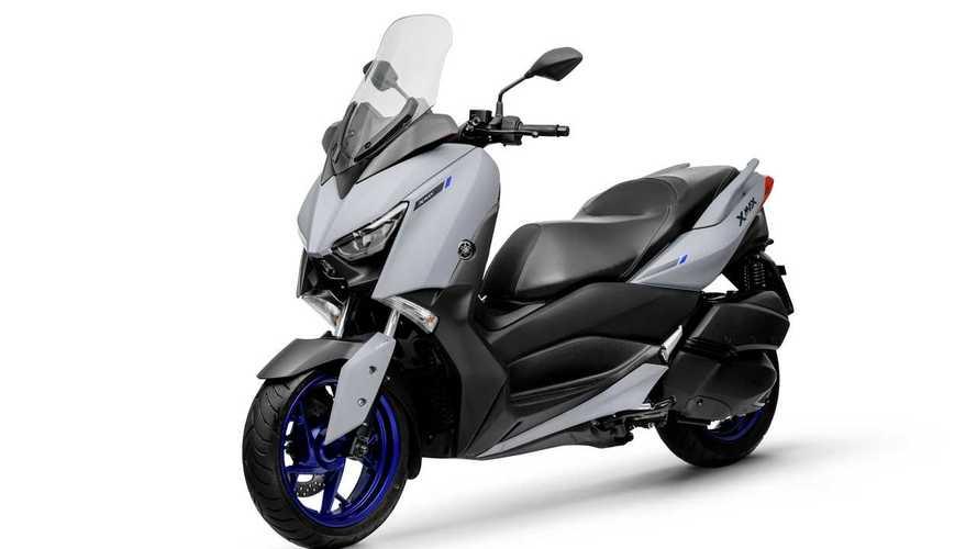 Yamaha XMax 250 2022: Veja o preço e o que muda no scooter