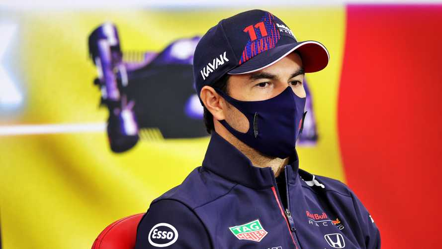 Red Bull extends Perez's F1 contract to 2022