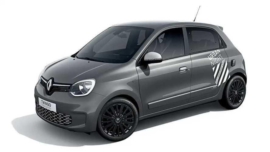Álarcos igazságosztóknak is megfelelő kocsi lehet a Renault Twingo Urban Night kiszerelése