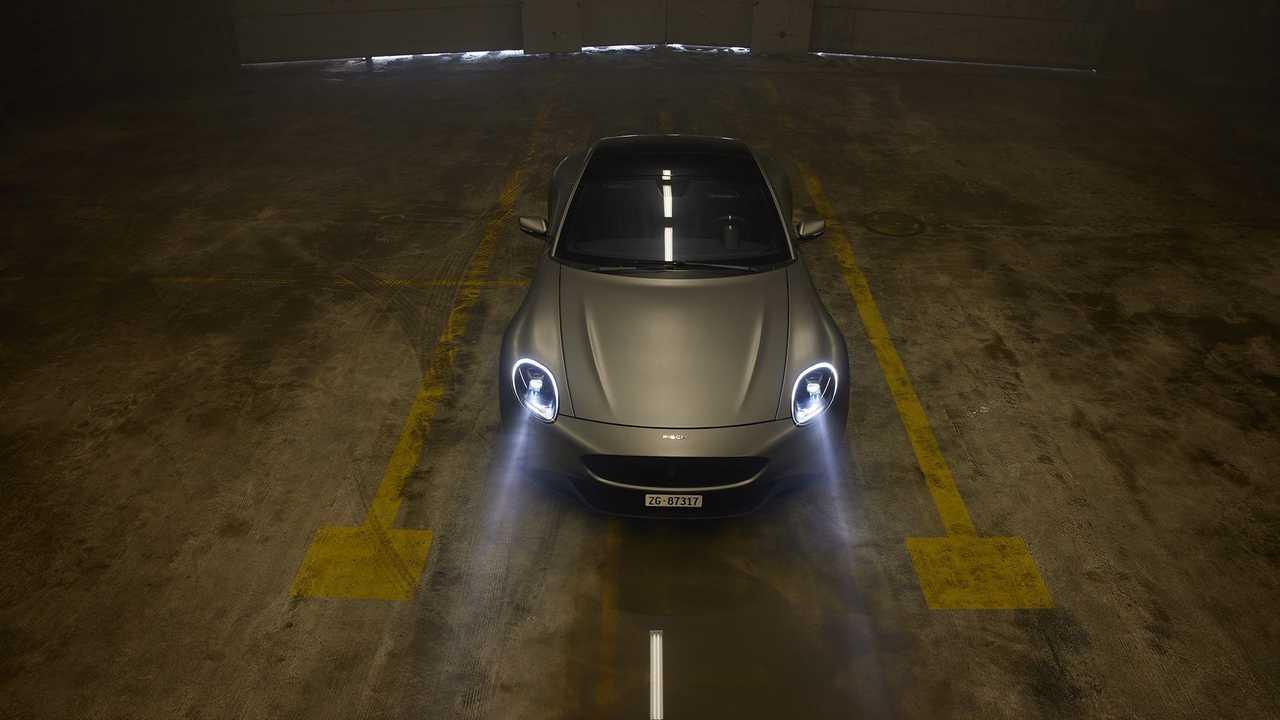 Piëch GT, der erste Schweizer Elektrosportwagen