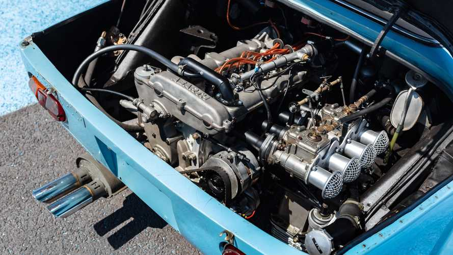 Abarth-Simca 1300 GT Coupé (1963)
