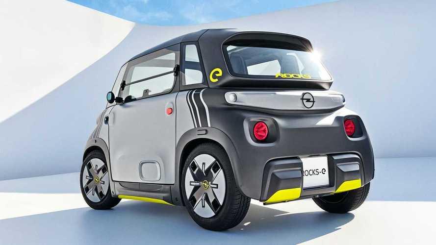 Opel Rocks-e 2021