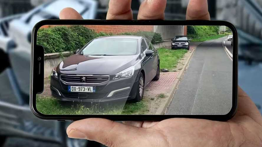 Vídeo: dos radares móviles, multando a la vez y en el mismo sitio