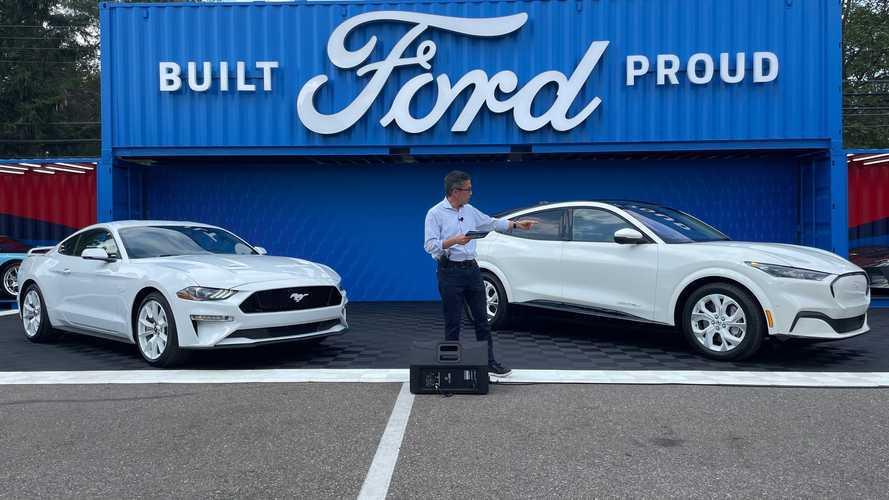 Ford Mustang'in üretildiği tesis yakıt kaçağı nedeniyle kapatıldı